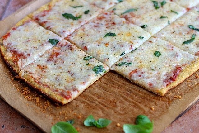 Coconut Flour Pizza Crust (Grain-Free) 7