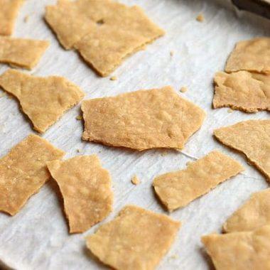 Faux-Artisan Crackers (Gluten-Free)