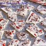 4-Ingredient Peppermint Ice Bark (Grain-Free, Nut-Free)