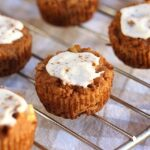 Apple Pie-Spiced Muffins (No Added Sugar, Grain-Free)
