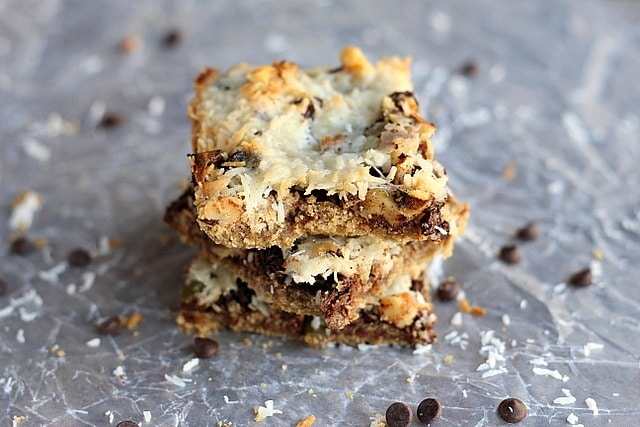 Healthy Seven-Layer Bars (Nut-Free Option) 2