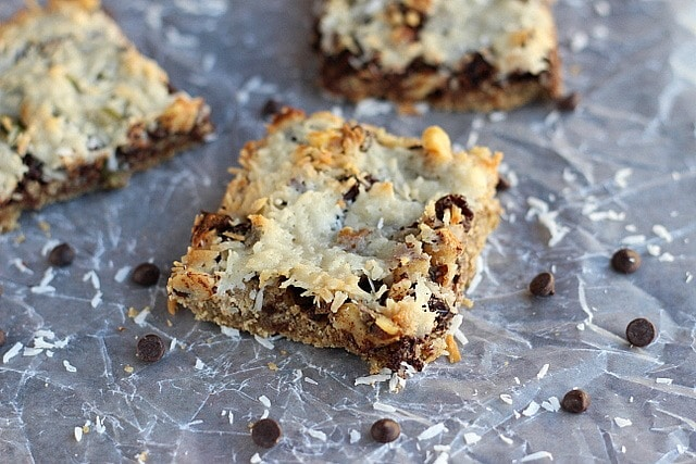 Healthy Seven-Layer Bars (Nut-Free Option) 3