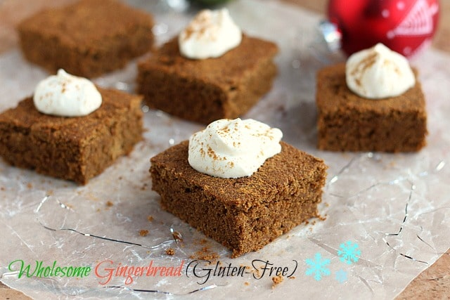 Wholesome Gingerbread (Gluten-Free) 1