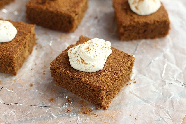 Wholesome Gingerbread (Gluten-Free) 2