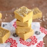 Low Sugar Pumpkin Fudge