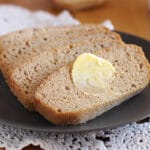 Candida diet bread recipe