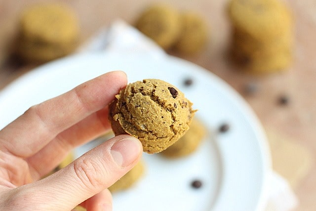 Chewy Pumpkin Spice Cookies 3
