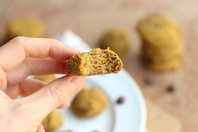 Chewy Pumpkin Spice Cookies 4