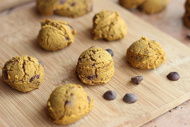Chewy Pumpkin Spice Cookies 5