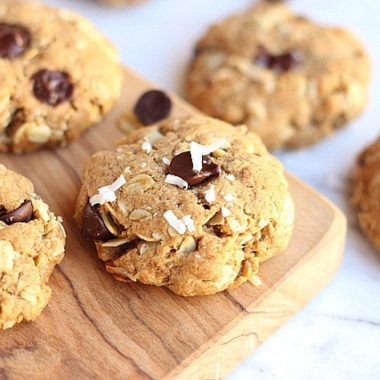 My Hubby's Favorite Vegan Chocolate Chip Cookies