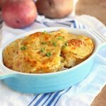 Butter-Free, Milk-Free Creamy Scalloped Potatoes