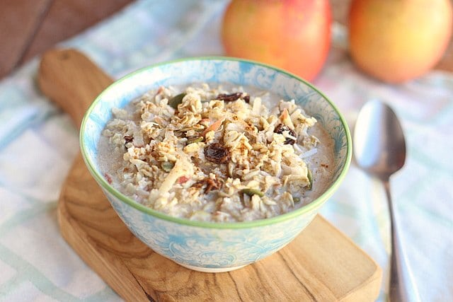 Coconut and Pumpkin Seed Muesli