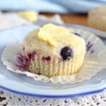 Low sugar berry muffins recipe