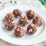 Cocoa Mint Bliss Balls