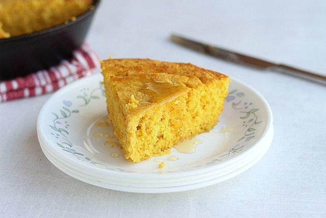 Sugar-Free, Corn-Free Sweet Potato Cornbread