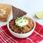 Quick Tex-Mex Black Beans