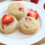 Our Favorite Gluten-Free Strawberry Muffins