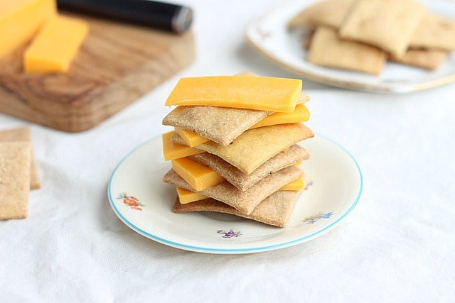 Gluten-Free Cracker Recipe