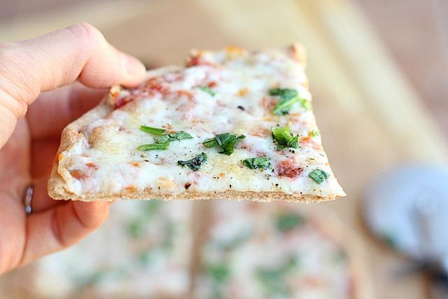No yeast spelt pizza crust