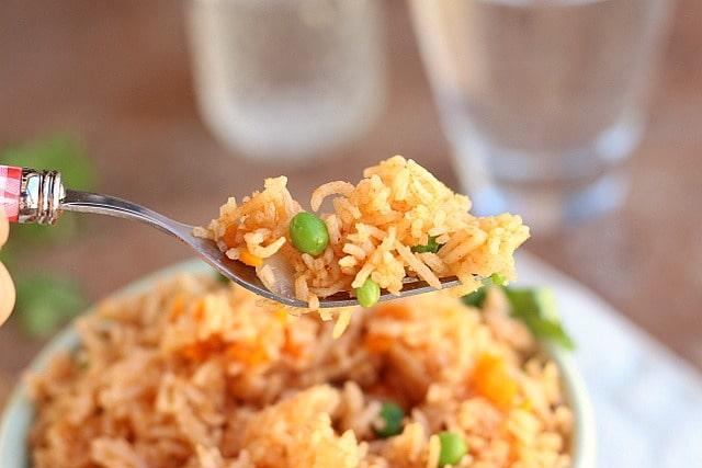 Tex-Mex rice recipe