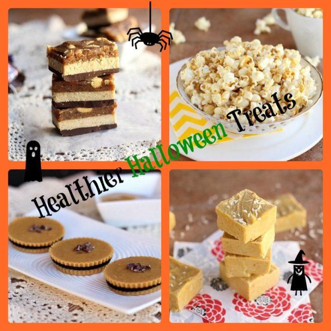 10 Healthier Halloween Treats