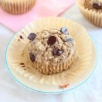 Sugar-free oatmeal muffins