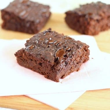 Sugar-free brownie recipe