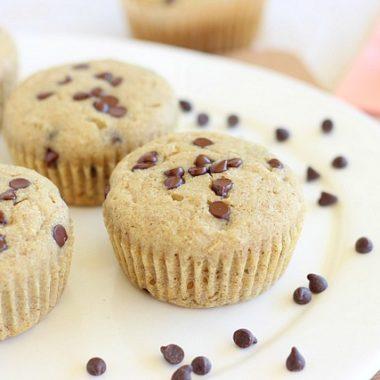 Gluten-free buckwheat muffins