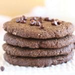 Double Chocolate Chip Cookies (Small Batch)