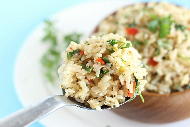 Pressure cooker brown rice recipe