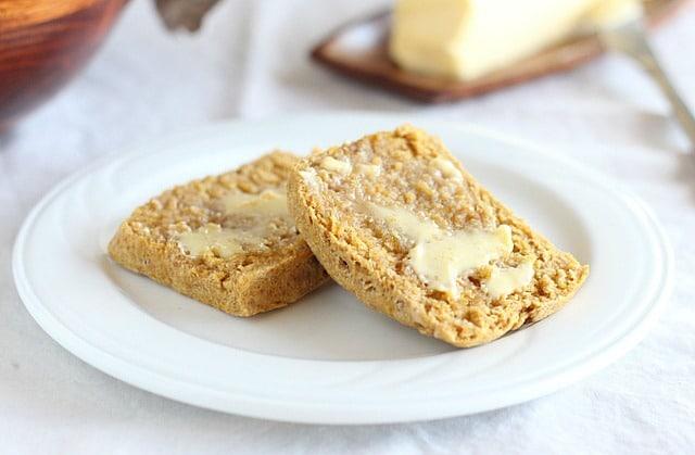 Spelt flour pumpkin biscuits recipe