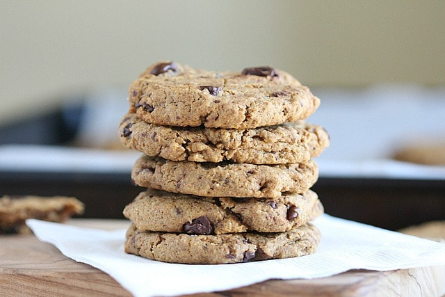 Whole grain chocolate chip cookie recipe