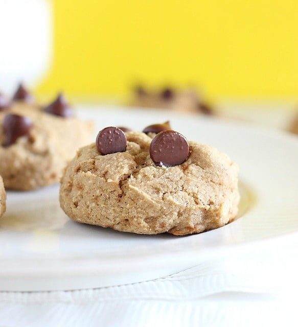 Vegan banana chocolate chip cookie recipe