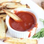 Healthy alternative to ketchup - low sugar