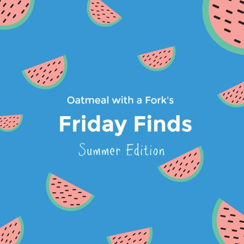 Friday Finds and Some Personal News!