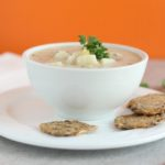 Healthy, Gluten-Free Clam Chowder