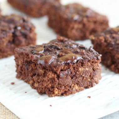 Low sugar high protein brownie recipe