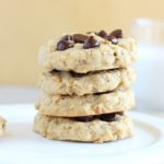 Brown rice flour and oatmeal cookie recipe