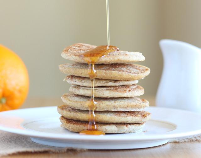 Anti-Candida Pancakes
