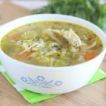 Chicken Cabbage Soup (No Tomatoes)