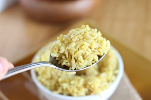 Pressure cooker rice recipe with saffron
