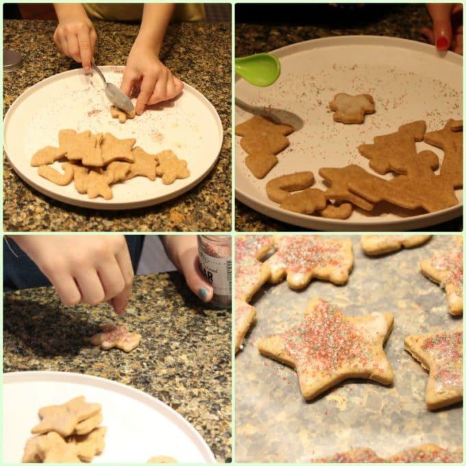 Healthy Christmas cookie recipe