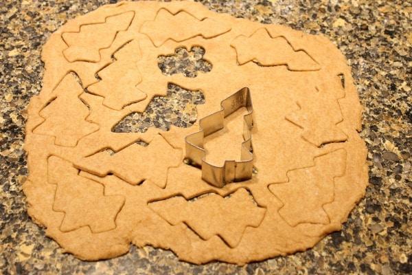 Low sugar cookies