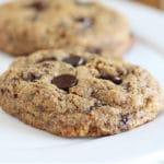 Barley flour chocolate chip cookie recipe
