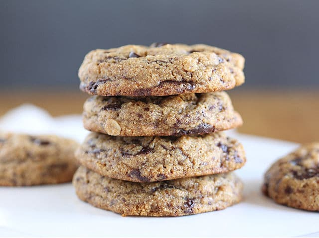 Barley and oat healthy cookies