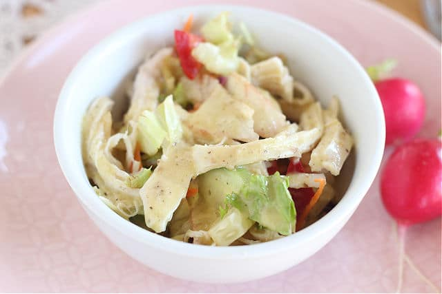 Sugar-free salad dresing recipe
