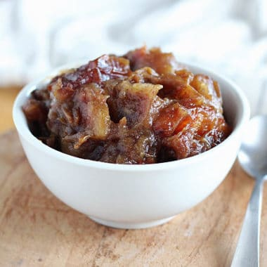 How to soften dates for use in recipes